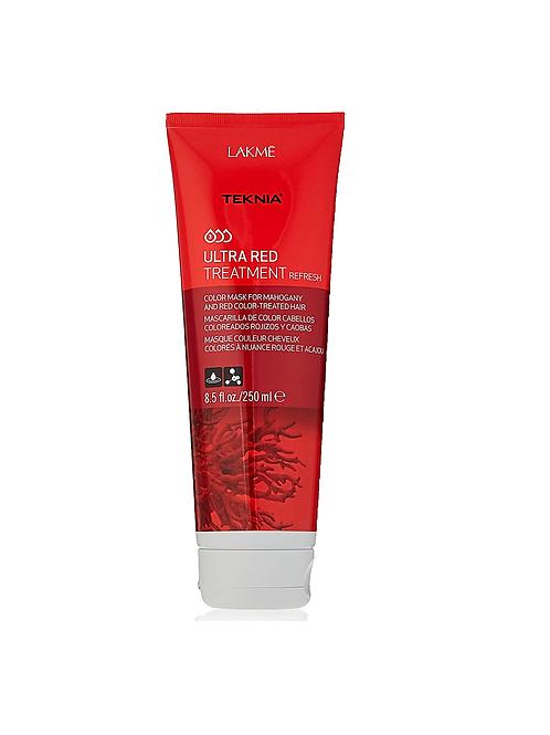 LAKME TEKNIA ULTRA RED TREATMENT 250 ML