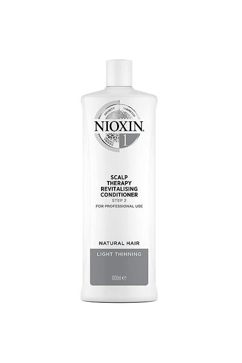 NIOXIN 1 SCALP THERAPY REVITALIZING CONDITIONER 1000ML
