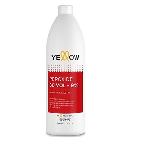 YELLOW PEROXIDO 30 VOL. 1000 ML