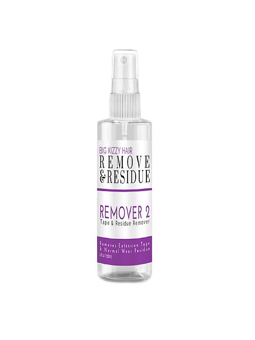 BIG KIZZY HAIR REMOVER AND RESIDUE 118ML