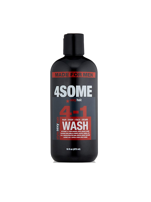 SEXY HAIR 4SOME 4-1 WASH 473ML