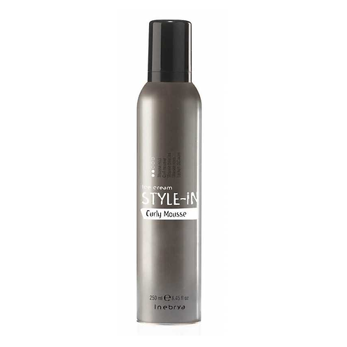 INEBRYA STYLE-IN CURLY MOUSSE 250 ML