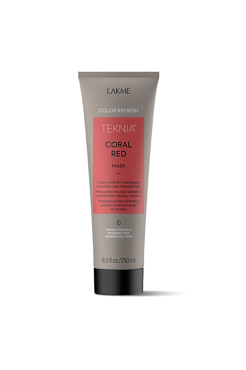 LAKME REFRESH CORAL RED MASK VEGAN 250ML