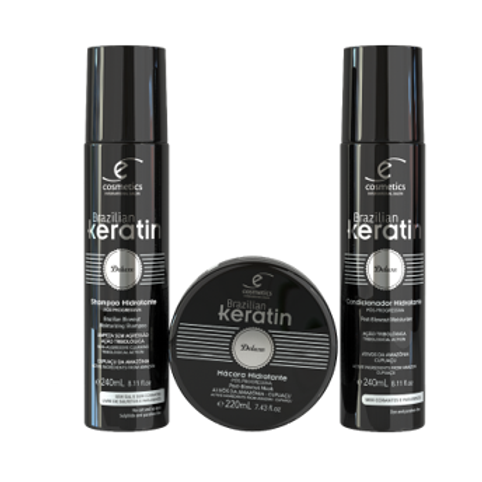 ECO COSMETIC KIT MANTENIMIENTO BRAZILIAN KERATIN