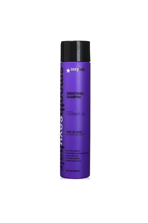 SEXY HAIR SMOOTH SHAMPOO 10.1 OZ
