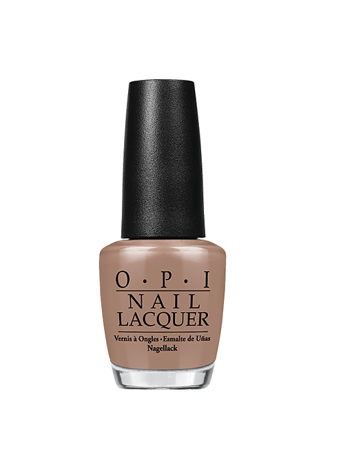 OPI NL - B85 OVER THE TAUPE