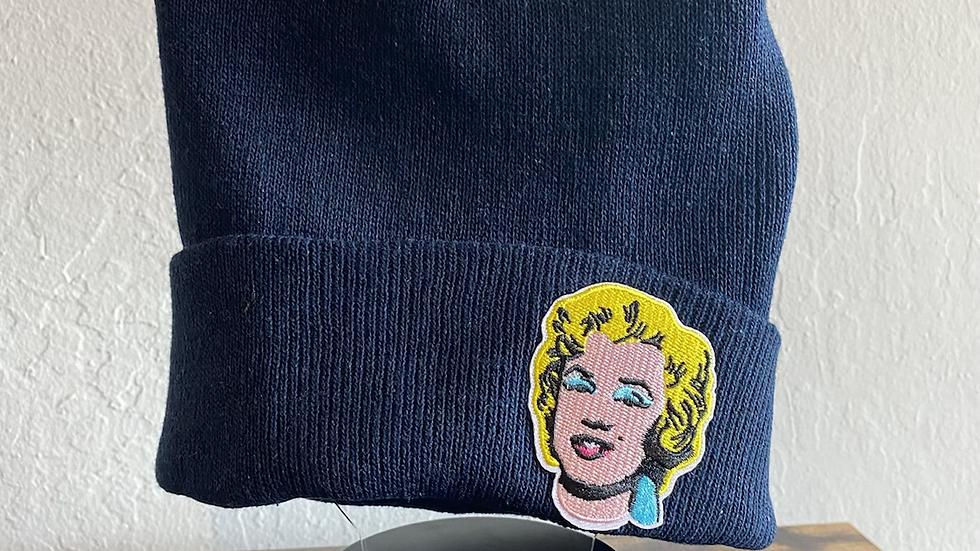 Norma Jean thinking cap (Beanie)