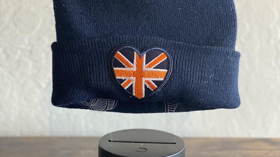 British Heart thinking cap (beanie)