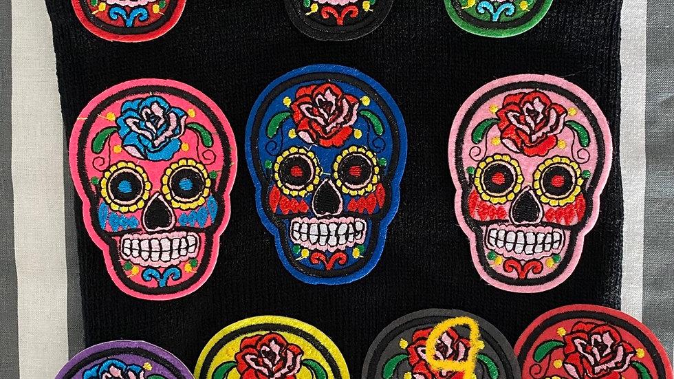 Sugar skull Beanies