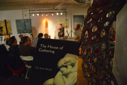 House of Gathering book of poems