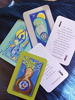 Mythic Healing Arts Denver Psychic Oracle cards