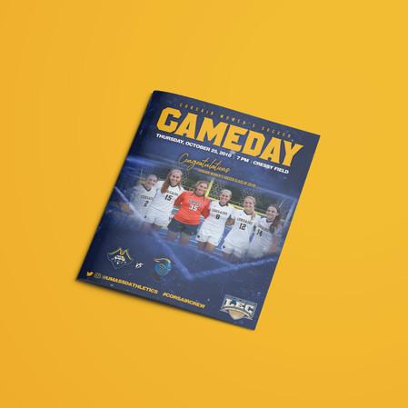 Women's Soccer Gameday