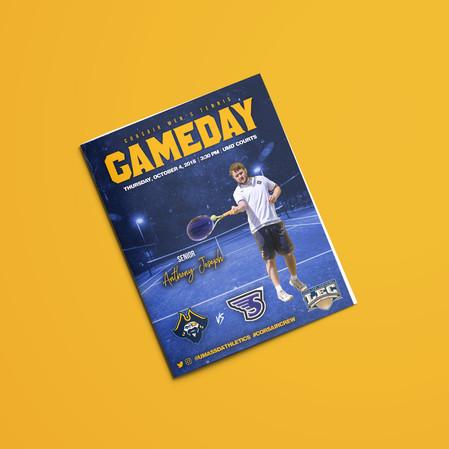 Tennis Gameday
