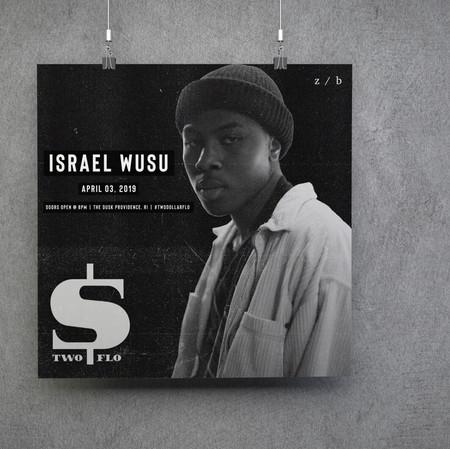 Israel Wusu Artist Poster
