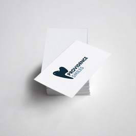 Providence Smiles Business Card Set