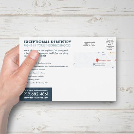 Business Card Invite