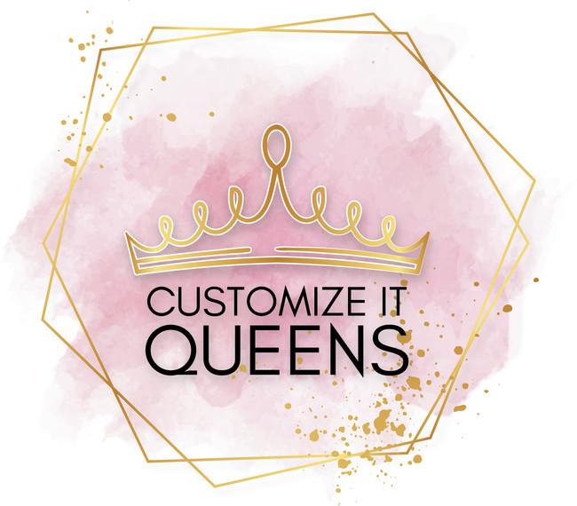 Customize It Queens Logo
