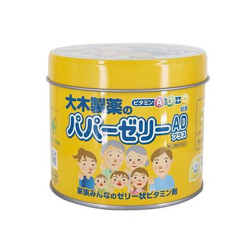 大木製藥 兒童複合維生素片軟糖 120粒 ( 檸檬味)