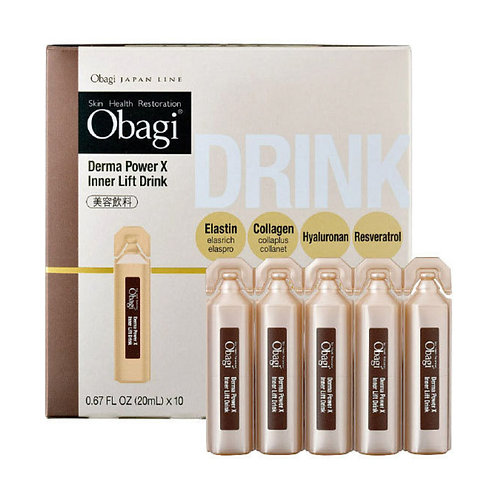 Obagi 抗糖口服液 20ml x10