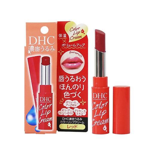 DHC - 天然橄欖潤唇膏 1.5g (橙紅色)