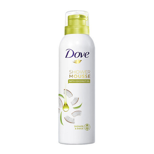 Dove 椰油沐浴慕斯沐浴泡泡沐浴露