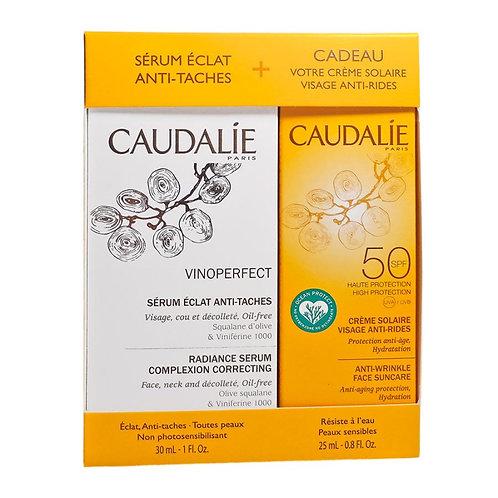 Caudalie - 葡萄籽防曬美白套裝