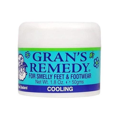 Gran's remedy - 神奇除臭腳粉 清涼