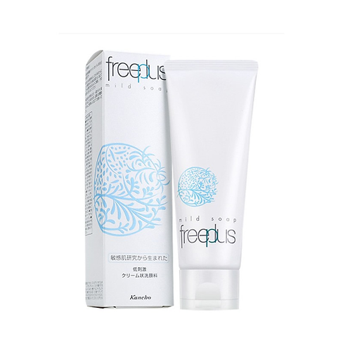 Freeplus  - 溫和淨潤洗面霜 100g
