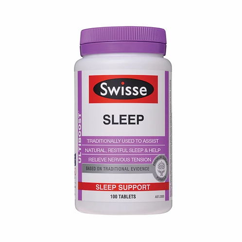 Swisse 睡眠片 100粒