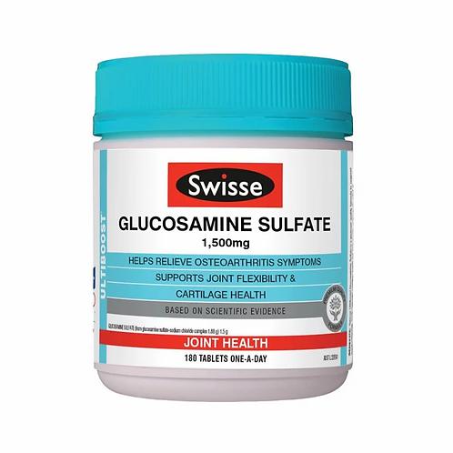 Swisse Ultiboost 硫酸葡萄糖胺片 180粒