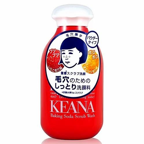日本石澤研究所 - KEANA 毛穴撫子小蘇打潔面粉 100g (平行進口貨)