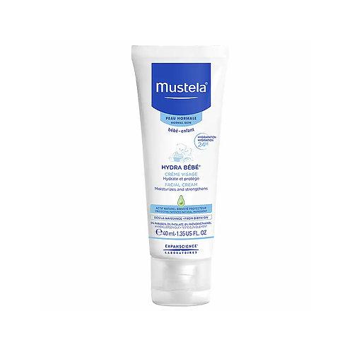 Mustela - 水份潤面霜 40毫升