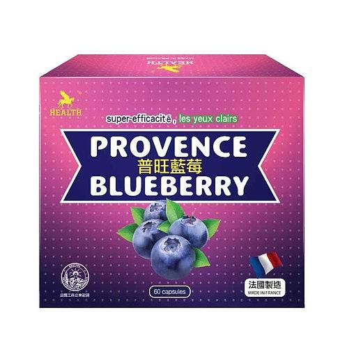 荷爾氏普旺藍莓