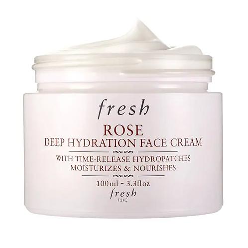 Fresh - 玫瑰深層保濕面霜 100ml