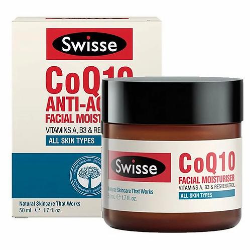 Swisse - 輔酶 Q10 抗衰老保濕面霜 50ml