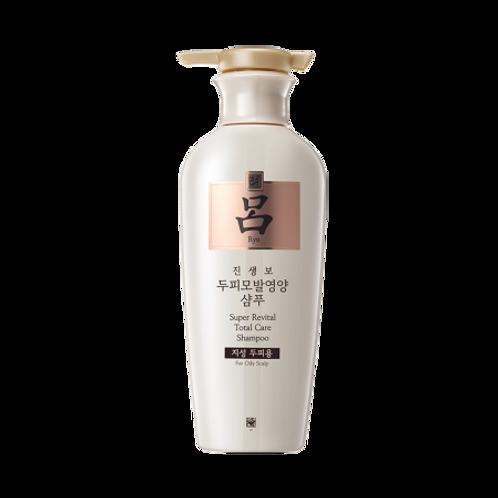 呂 頂級人蔘防脫髮抗衰老洗髮水 400 ml
