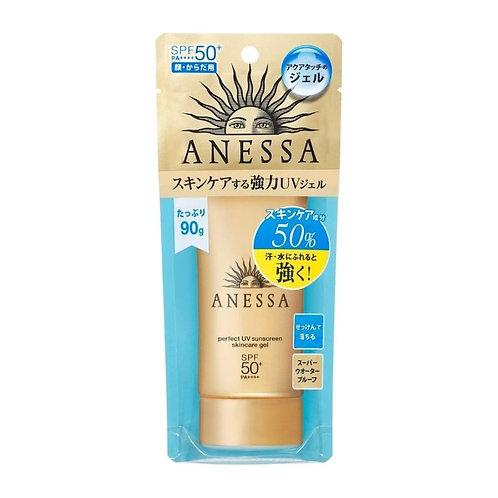 SHISEIDO - ANESSA 完美UV金色護膚凝膠 SPF 50 + PA ++++ 90g