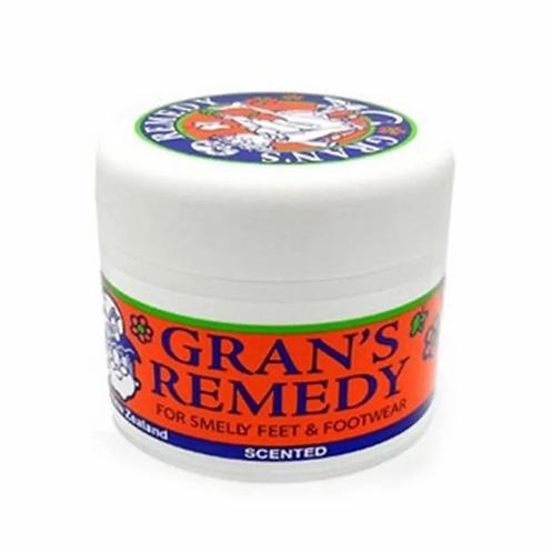 Gran's remedy - 神奇除臭腳粉  花香味