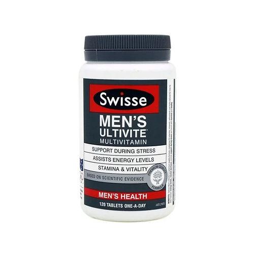 Swisse - 男士維生素 120粒