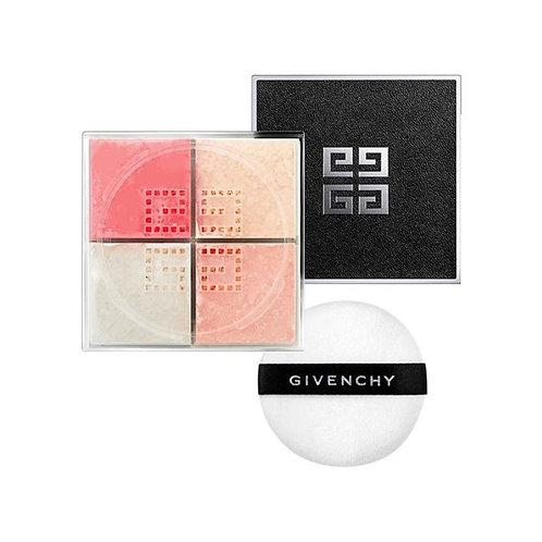 Givenchy - 輕盈無痕明星四宫格蜜粉 PRISME LIBRE #7 粉嫩氣色 12g