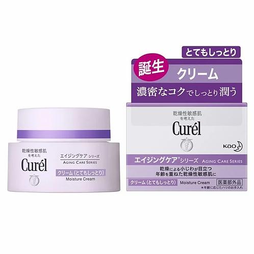 Curel - 緊緻抗皺水凝乳霜 40g (平行進口貨)