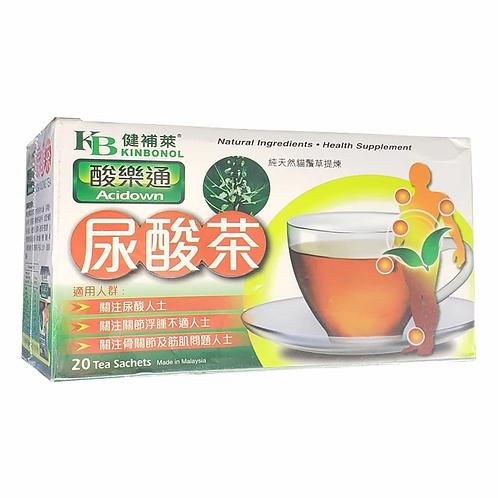 健補萊 - KINBONOL 酸樂通尿酸茶 20包