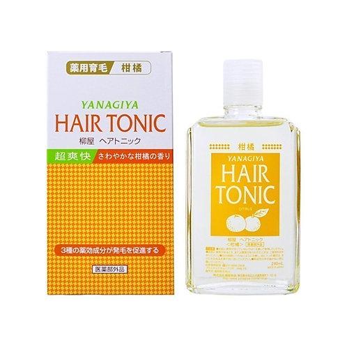 Yanagiya 柳屋 - 柑橘香清涼髮根營養液 240ml