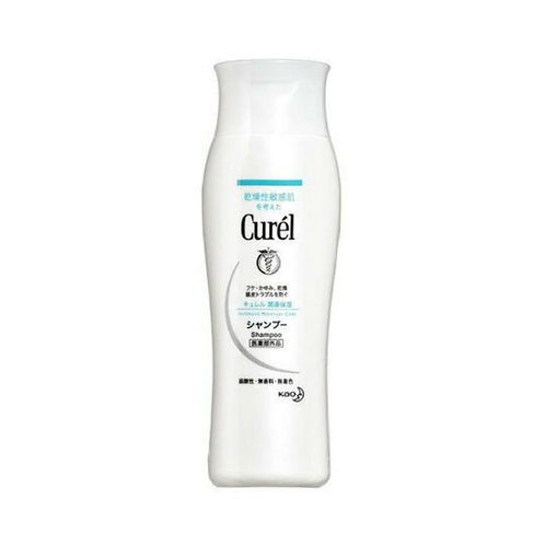 CURÉL - 溫和潔淨頭皮護理洗髮露 200ml