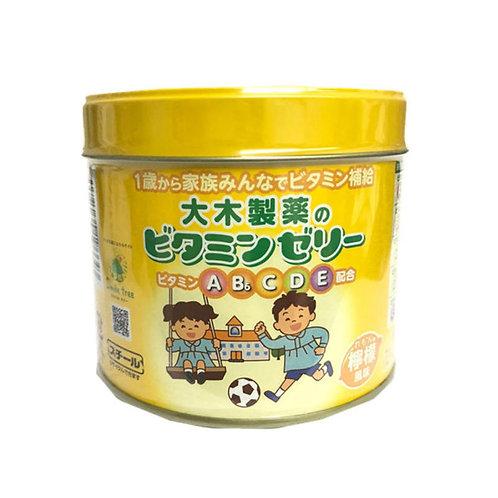大木製藥 - PAPA維生素軟糖AD+ 120粒 (平行進口貨)