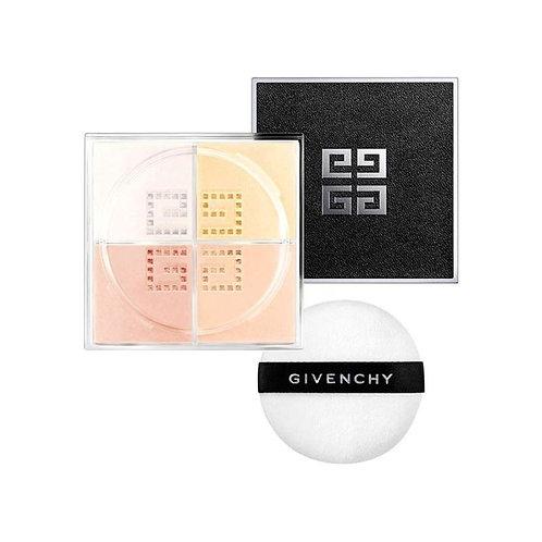 Givenchy - 輕盈無痕明星四宫格蜜粉 PRISME LIBRE #5 白淨微閃 12g