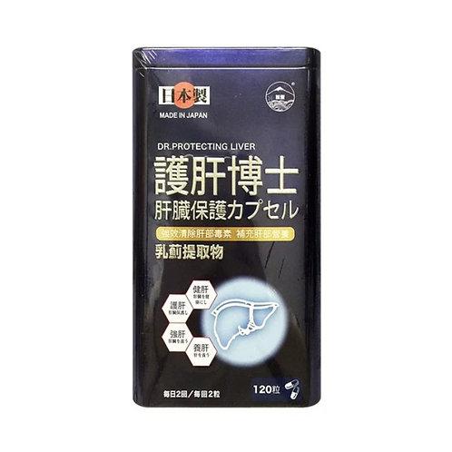 日本阪聖 - 護肝博士(平行進口貨)