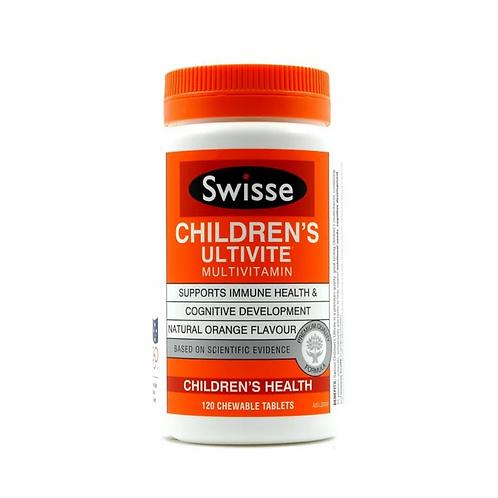 Swisse 兒童維生素 120粒