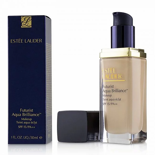 Estée Lauder - 持久水凝亮澤修護粉底 SPF20/PA+++ #2W0 Warm Vanilla 30ml (平行進口貨)
