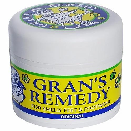 Gran's remedy - 神奇除臭腳粉 - 原味 (平行進口貨)